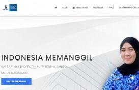 Pendaftar CPNS Kota Bandung Tahun 2019 Menurun