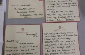 Surat Mendiang Putri Diana tentang Putranya Dihargai Lebih Rp500 Juta