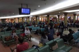 Landasan Bandara Adisutjipto Rusak, Sempat Ditutup…