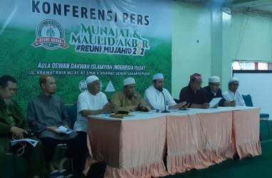 Persiapan Reuni 212, Ada Massa Berkuda Tuju Jakarta