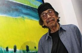 Maestro Seni Lukis Jeihan Sukmantoro Meninggal Dunia