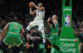 Hasil Basket NBA, Dinwiddie Antar Nets Tundukkan Celtics