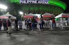 Pembukaan Sea Games 2019, Philippine Arena Dijaga Ketat Aparat