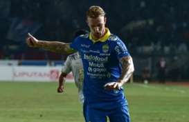 Jadwal Liga 1 Persib vs Persela, Pangeran Biru Tak Mau Ulangi Kesalahan
