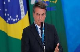 Presiden Brasil Tuduh Leonardo DiCaprio Biayai Kebakaran Hutan Amazon