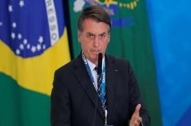 Presiden Brasil Tuduh Leonardo DiCaprio Biayai Kebakaran…