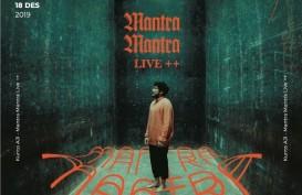 Kunto Aji Gelar Konser Mantra Mantra Live