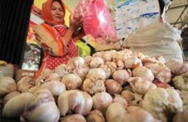 Stok Bawang Putih di Jakarta Aman Hingga Akhir Tahun