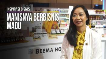 INSPIRASI BISNIS: BeeMa Honey, Madu Lokal Tembus Pasar Global