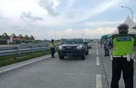 Tilang Bidik Pelanggar Kecepatan Tol Solo-Ngawi