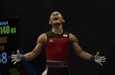 Sumbang Perunggu Sea Games, Lifter Surahmat Lantas Pilih Pensiun