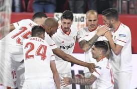 Hasil La Liga Spanyol, Sevilla Dekati Real Madrid & Barcelona