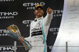 Lewis Hamilton Juara Seri Final GP Abu Dhabi