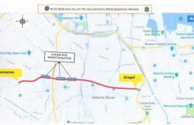Simak, Rekayasa Lalu Lintas selama Pembangunan 6 Ruas Tol Dalam Kota