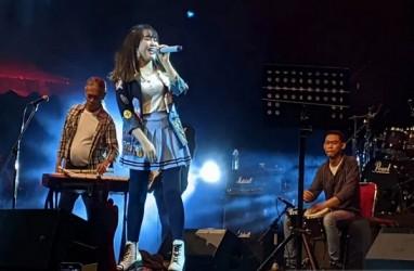 Via Vallen Suguhkan Jazz Dangdut di Jatiluhur Jazz Festival 2019