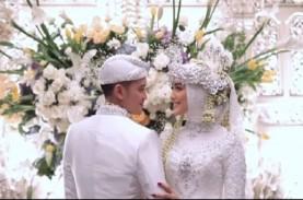 Nuansa Putih Pernikahan Rezky Aditya dan Citra Kirana