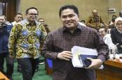 Pertama dalam 5 Tahun, Menteri BUMN Hadiri Raker dengan Komisi VI DPR