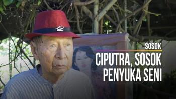 Ciputra, Seni dan Lukisan Maestro Hendra Gunawan