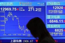Pasar Saham Asia Menguat Berkat Laporan Industri China…