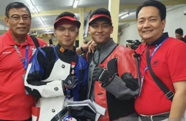 Hasil Sea Games 2019: Menembak Sumbang Dua Emas untuk Kontingen Indonesia