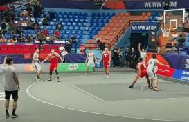 Tim Bola Basket 3X3 Putra Indonesia Lolos ke Final Lawan Filipina