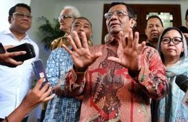 Soal Perppu KPK, Mahfud MD Sebut Presiden Belum Putuskan karena Tunggu Hasil MK