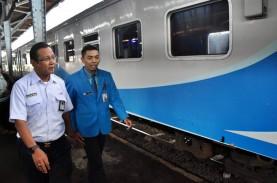 PT KAI Rilis KA Dharmawangsa Rute Jakarta-Surabaya,…