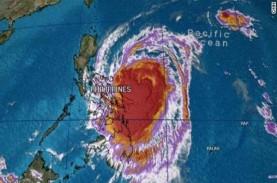 Topan Kammuri: Puluhan Ribu Warga Filipina Mengungsi,…