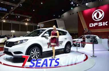 DFSK Siapkan 4 Kendaraan Baru Tahun Depan