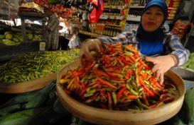 Harga Cabai Tak Pedas, Inflasi Jateng Terjaga 2,79 Persen