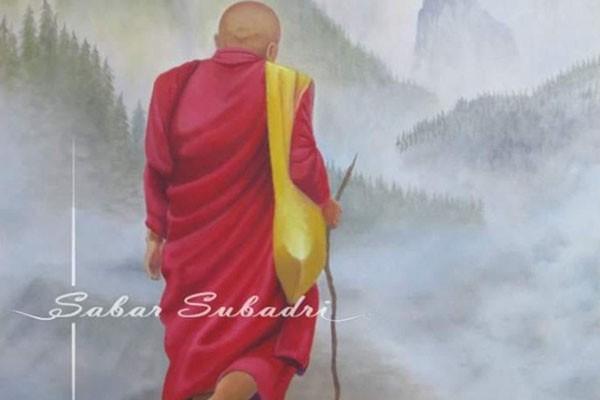 Salah satu karya Savar Subadri. - Istimewa