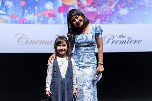 Frozen Charity bersama aktris Prilly Latuconsina / Dok. Disney Indonesia