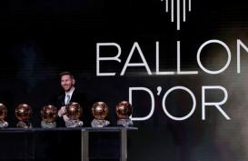 Lionel Messi Menangi Ballon d'Or Keenam Kali, Lewati Ronaldo