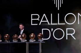 Lionel Messi Menangi Ballon d'Or Keenam Kali, Lewati…