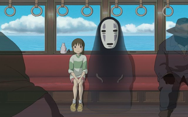 Spirited Away (2001) / Studio Ghibli