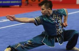 Atlet Wushu Edgar Xavier Persembahkan Emas Ketujuh Indonesia di Sea Games