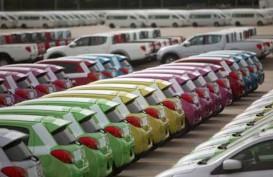 Pasar Dalam Negeri Lesu, Ekspor Kendaraan Masih Menggembirakan