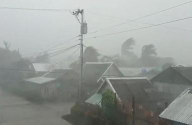 Kammuri Terjang Filipina, Seorang Tewas dan Ratusan Penerbangan Dibatalkan
