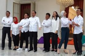 KPK Putuskan 7 Staf Khusus Milenial Jokowi Wajib Setor…