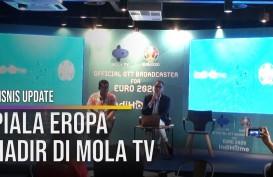 Mola TV Hadirkan 12 Pertandingan Eksklusif Piala Eropa 2020