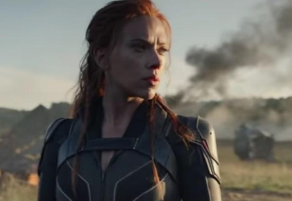 Natasha Romanoff (Scarlett Johansson) di Film Black Widow - Youtube