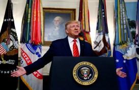 Cuitan Donald Trump Kerek Harga Baja Dunia