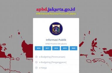 RAPBD DKI 2020 ditayang di Internet, Simak Datanya di apbd.jakarta.go.id