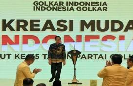 Bamsoet Mengundurkan Diri , Jokowi : Saya Masuk Ruangan Ini Sejuk