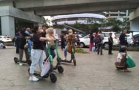 Penggunaan GrabWheels di Bandung Harus Diregulasi