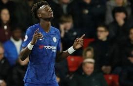 Chelsea vs Villa, Kondisi Tammy Abraham Dipantau Hingga Menit Akhir