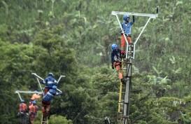 Pacu Elektrifikasi, PLN Sulselrabar Aliri Listrik 6 Desa di Sulsel