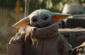 Disney Buka Layanan Preorder Boneka Baby Yoda untuk Fans Star Wars