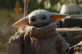 Disney Buka Layanan Preorder Boneka Baby Yoda untuk…