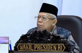 Wapres Ma'ruf Ingatkan Menteri Tidak Gunakan Fasilitas Negara untuk Urusan Partai
